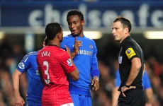 6 months after 'monkey' allegations, Clattenburg will ref Chelsea game