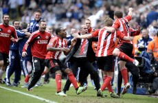 WATCH: Vaughan strike completes derby delight for Sunderland