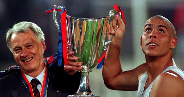 Flashback: Barcelona beat PSG in the 1997 Cup Winners' Cup final