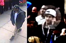 FBI release video and photos in Boston Marathon investigation