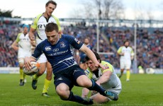 As it happened: Leinster v Ospreys, RaboDirect PRO12