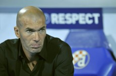 Glowing reference: Bale is best in Europe… according to Zizou
