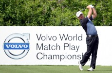 McDowell on song for Europe in World Match Play