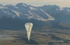 Living in a remote part of the world? Google wants to get internet access to you with balloons