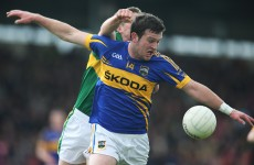 Tipperary footballers sweat over fitness of key attacker Grogan