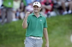 This incredible shot inspired 19-year-old Jordan Spieth to win the John Deere Classic