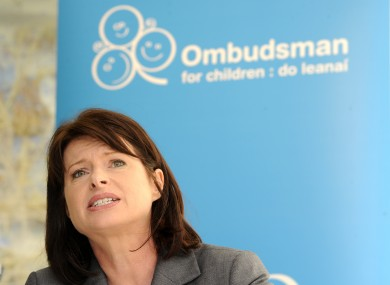 Children's Ombudsman Emily Logan.
