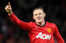 I wouldn't want to play with wantaway Rooney declares former United striker