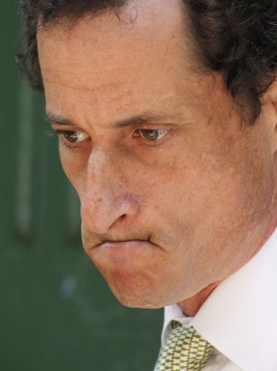 New York mayoral candidate Anthony Weiner