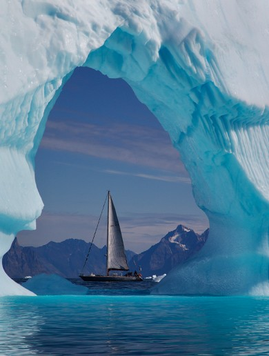 Irish adventurers return from Arctic with stunning photos, mild sea-sickness