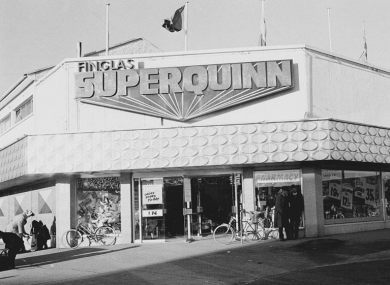 Superquinn, Finglas in 1972