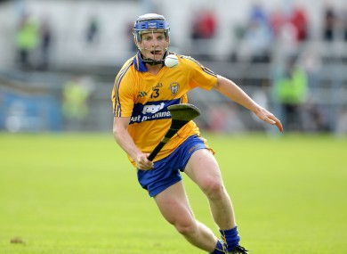Podge Collins will hope for a big game against Limerick.