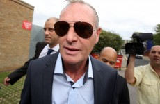 Gascoigne fined over assault and being drunk and disorderly at train station