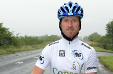 Irishman to cycle for 30 hours with no sleep for suicide charity