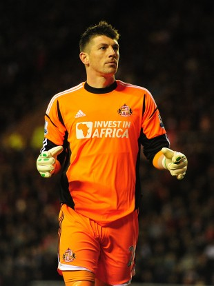 Westwood has struggled to get into the Sunderland team since moving to the club.