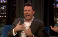 Ben Affleck talks to Jimmy Fallon about the Batman reaction
