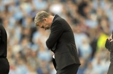 Disaster for Moyes as four-star City crush United