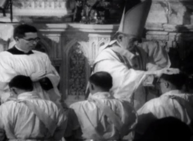 Screengrab from the film