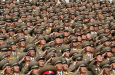 North Korea marches on towards nuclear reactor, despite international fears