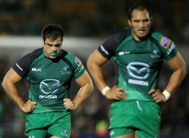 Connacht suffered a sickening loss to Ulster on Saturday.
