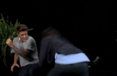 Watch Justin Bieber getting his arse slapped… it's The Dredge