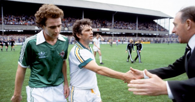 In pictures: Martin O'Neill's playing and managerial career