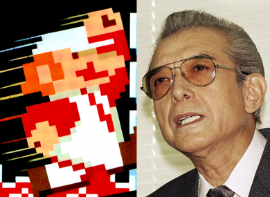 Yamauchi led the company as it created global hits such as the Mario franchise