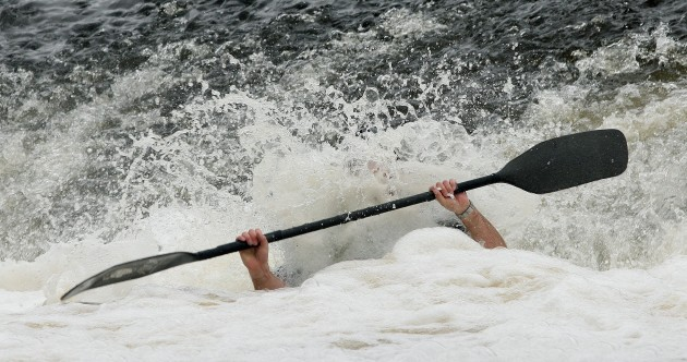 'It's like the Grand National and Wacky Races for canoes': 800 to take on famous Liffey Descent