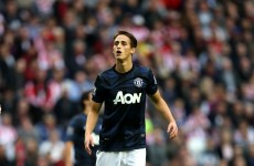 Juventus planning swoop for Man United star Adnan Januzaj