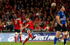 'Happy enough': Understated Keatley proving he can be Munster's key man