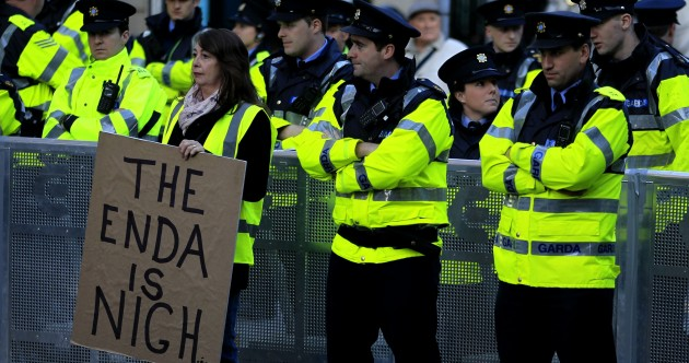US warns citizens about protests in Dublin