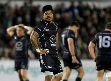 James So'oialo will return home to New Zealand immediately.