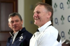 Top 14 links threaten to cloud Joe Schmidt's early tenure