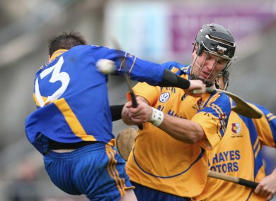 Portumna meet Loughrea this weekend (file photo).