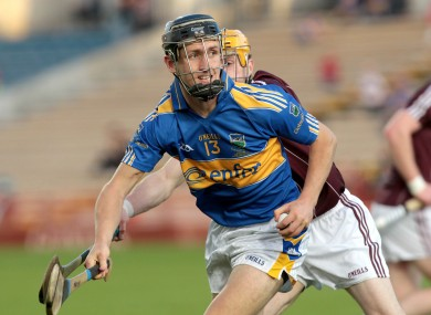 Michael Heffernan, who shot 0-8 for Eire Og Nenagh (file photo).