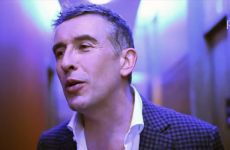 Steve Coogan does different Irish accents