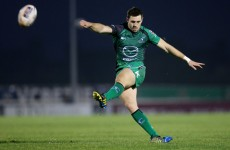 Connacht surge too late to stop Scarlets