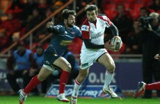 Pienaar penalty misses prove costly as Ulster fall to Scarlets