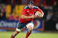 Munster secure Tommy O'Donnell on two-year contract