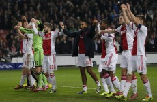 CL wrap: Ajax stun Barcelona to end unbeaten run