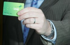Leap Card users will pay no more than €10 a day