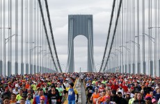 Oldest woman to run in New York marathon dies next day