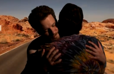 Seth Rogen and James Franco recreate that infamous Kimye music video