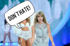 Taylor Swift got slagged off by a Victoria's Secret model… it's The Dredge