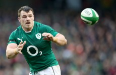 Cian Healy to miss eight weeks after ankle surgery