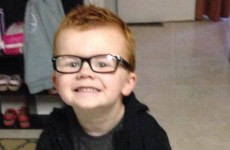 Mum creates heartwarming Facebook page to support son who wears glasses