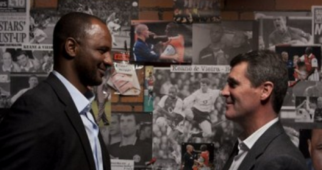 13 things we learned from the Roy Keane-Patrick Vieira documentary
