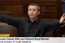 Government insists homeless issue is being taken seriously, amid heated Dáil debate