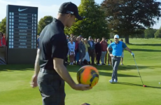 VIDEO: It's Rory versus Rooney in the latest Nike ad