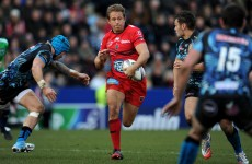 Toulon survive Exeter scare, while Saracens and Clermont win